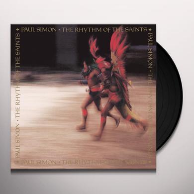 Paul Simon RHYTHM OF THE SAINTS Vinyl Record