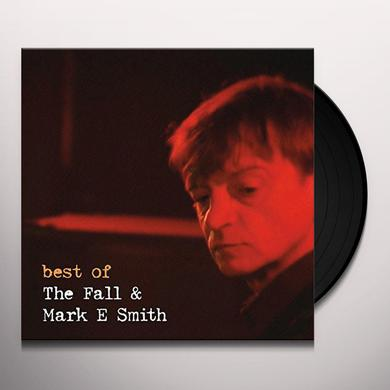 BEST OF THE FALL & MARK E. SMITH Vinyl Record