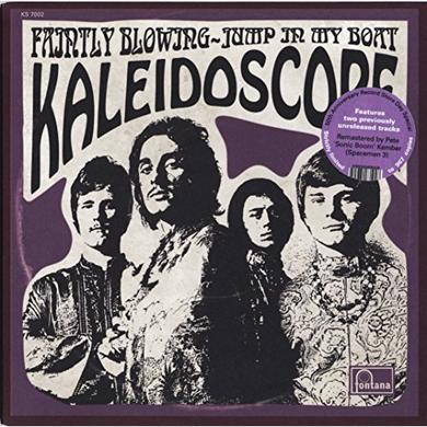 Kaleidoscope FAINTLY BLOWING JUMP IN MY BOAT Vinyl Record