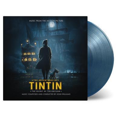 John Williams ADVENTURES OF TINTIN: THE SECRET OF THE UNICORN Vinyl Record