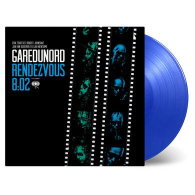 Gare Du Nord RENDEZVOUS 8:02 Vinyl Record