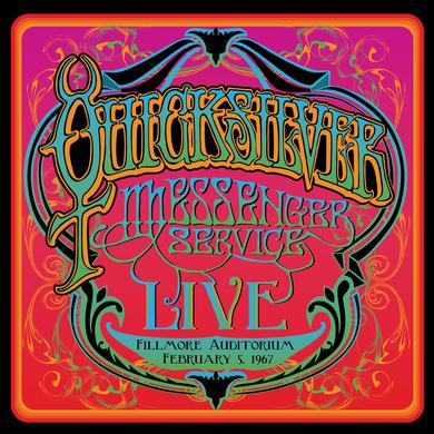 Quicksilver Messenger Service FILLMORE AUDITORIUM - FEBRUARY 5 1967 Vinyl Record