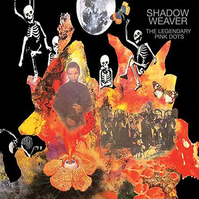 Legendary Pink Dots SHADOW WEAVER Vinyl Record