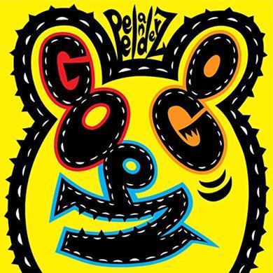 Peelander-Z GO PZ GO Vinyl Record