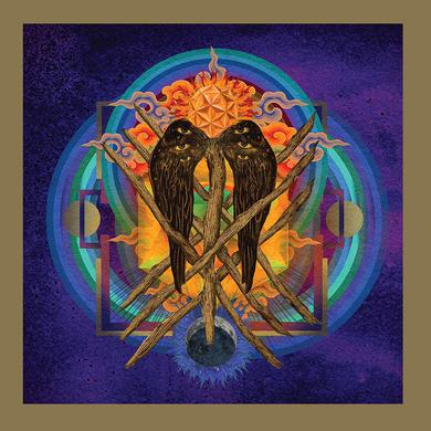 Yob OUR RAW HEART Vinyl Record