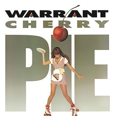 Warrant CHERRY PIE Vinyl Record