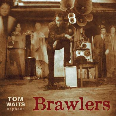 Tom Waits BRAWLERS Vinyl Record