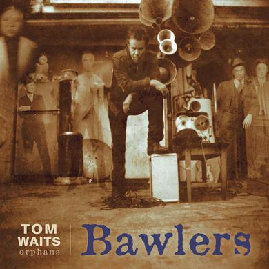 Tom Waits BAWLERS Vinyl Record