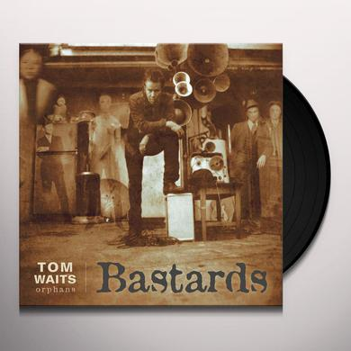 Tom Waits BASTARDS Vinyl Record