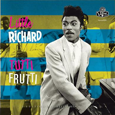 Little Richard TUTTI FRUTTI Vinyl Record