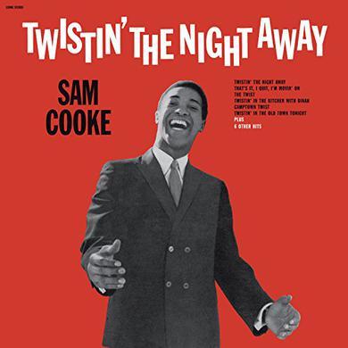 Sam Cooke TWISTIN THE NIGHT AWAY Vinyl Record