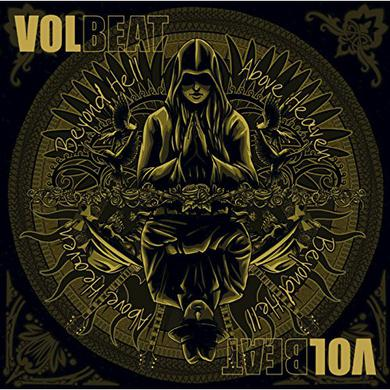 Volbeat BEYOND HELL / ABOVE HEAVEN Vinyl Record