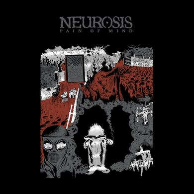 Neurosis PAIN OF MIND Vinyl Record