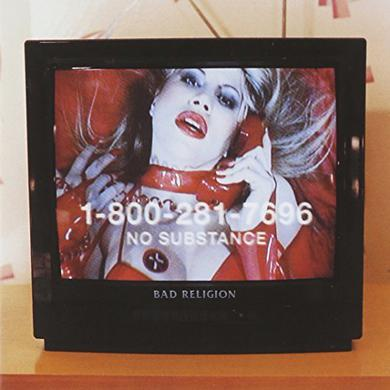 Bad Religion NO SUBSTANCE Vinyl Record