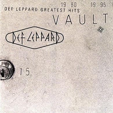 VAULT: DEF LEPPARD GREATEST HITS (1980-1995) Vinyl Record