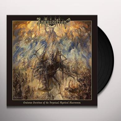 Inquisition OMINOUS DOCTRINES OF THE PERPETUAL MYSTICAL Vinyl Record