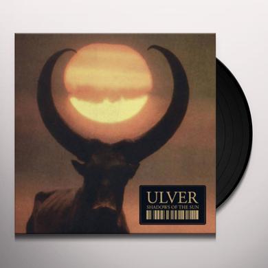 Ulver SHADOWS OF THE SUN Vinyl Record