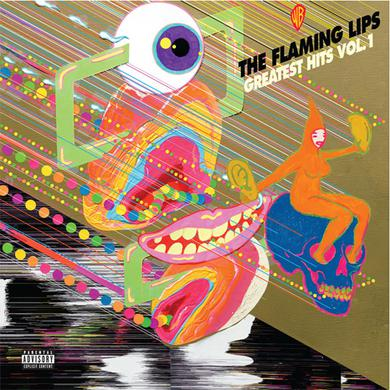 The Flaming Lips GREATEST HITS 1 Vinyl Record