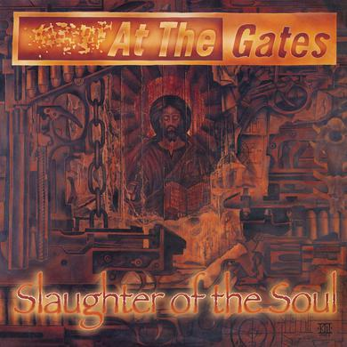 At The Gates SLAUGHTER OF THE SOU Vinyl Record