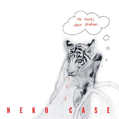 Neko Case TIGERS HAVE SPOKEN Vinyl Record