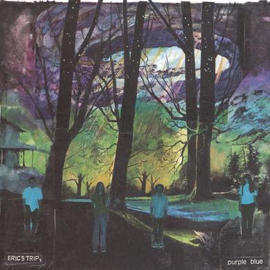 Eric's Trip PURPLE BLUE Vinyl Record