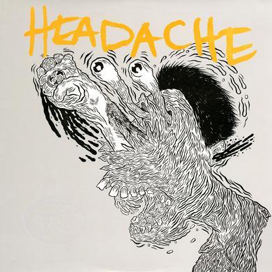 Big Black HEADACHE Vinyl Record