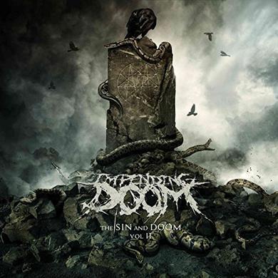 Impending Doom SIN & DOOM II Vinyl Record