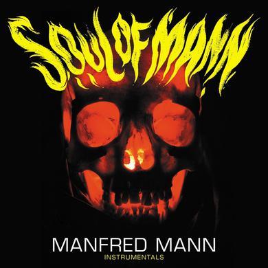 Manfred Mann SOUL OF MANN Vinyl Record