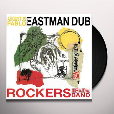 Augustus Pablo EASTMAN DUB Vinyl Record