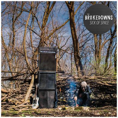 BROKEDOWNS SICK OF SPACE Vinyl Record