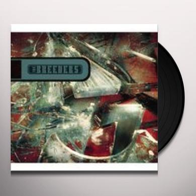 Breeders MOUNTAIN BATTLES Vinyl Record