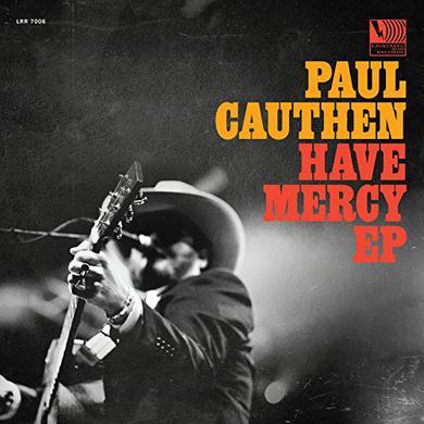 Paul Cauthen HAVE MERCY Vinyl Record