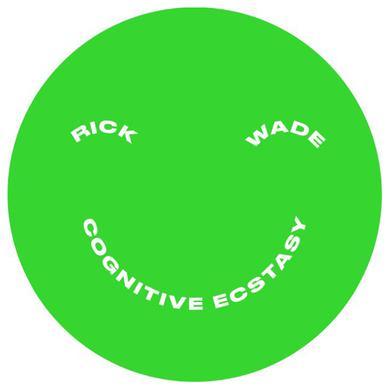 Rick Wade COGNITIVE ECSTASY Vinyl Record