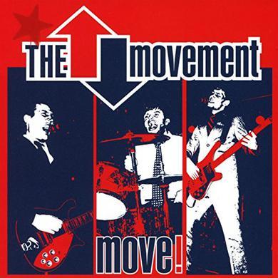 Movement MOVE (BONUS EDITION) Vinyl Record