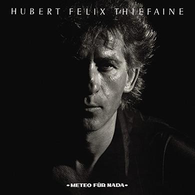Hubert Felix Thiefaine METEO FUR NADA Vinyl Record
