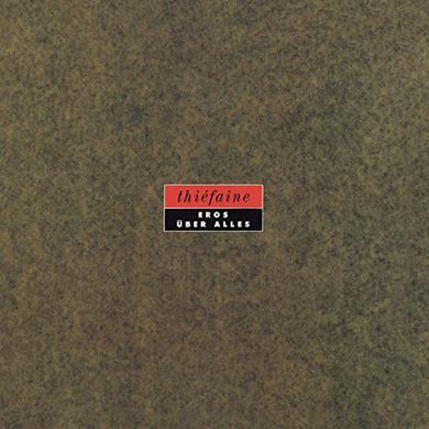 Hubert Felix Thiefaine EROS UBER ALLES Vinyl Record