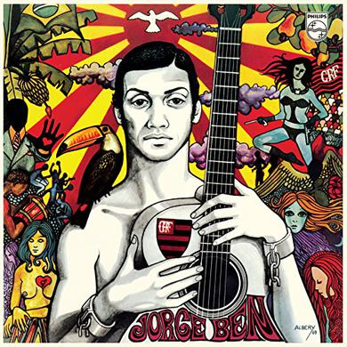 JORGE BEN Vinyl Record
