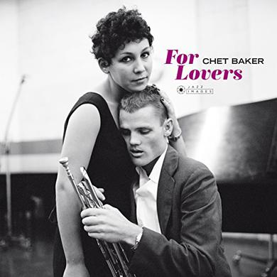 Chet Baker FOR LOVERS Vinyl Record