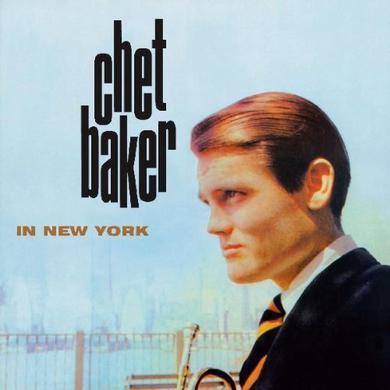 Chet Baker IN NEW YORK Vinyl Record