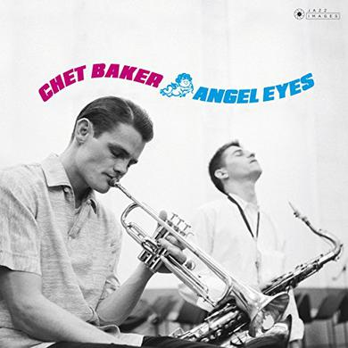 Chet Baker ANGEL EYES Vinyl Record