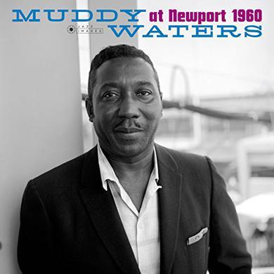 Muddy Waters AT NEWPORT 1960 Vinyl Record