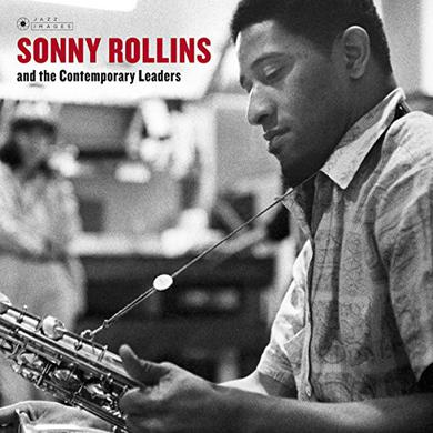 SONNY ROLLINS & THE CONTEMPORARY LEADERS Vinyl Record