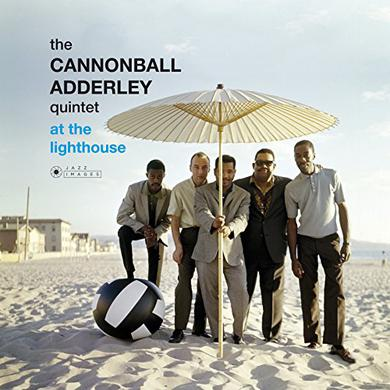 Cannonball Adderley AT THE LIGHTHOUSE Vinyl Record