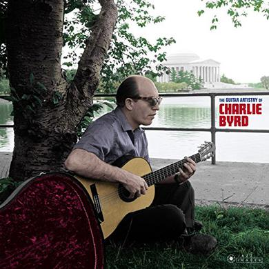 GUITAR ARTISTRY OF CHARLIE BYRD Vinyl Record
