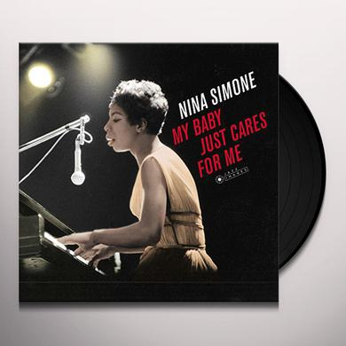 Nina Simone MY BABY JUST CARES FOR ME Vinyl Record