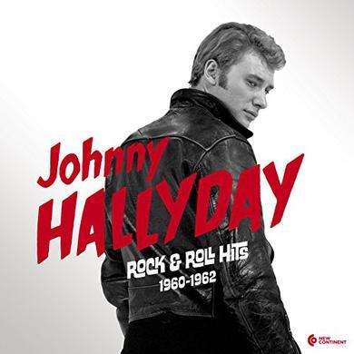 Johnny Hallyday ROCK & ROLL HITS 1960-1962 Vinyl Record
