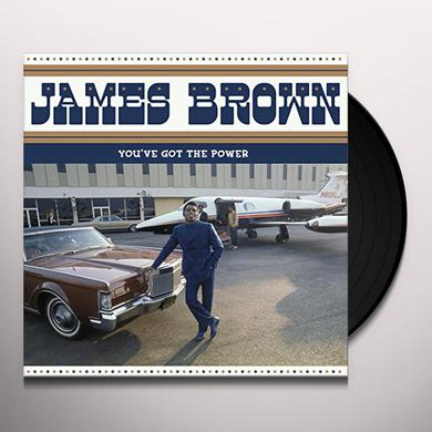James Brown YOU'VE GOT THE POWER: FEDERAL & KING HITS 1956-62 Vinyl Record