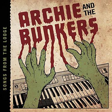 ARCHIE & THE BUNKERS SONGS FROM THE LODGE Vinyl Record