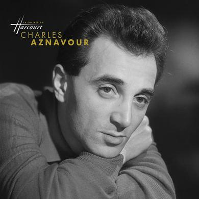 Charles Aznavour LA COLLECTION HARCOURT Vinyl Record