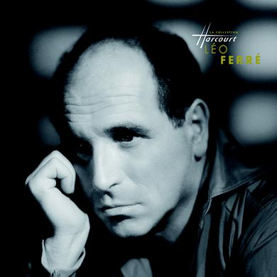 Leo Ferre LA COLLECTION HARCOURT Vinyl Record